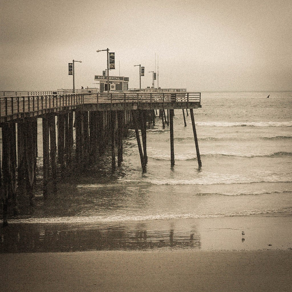 Pier, Avila Beach, California