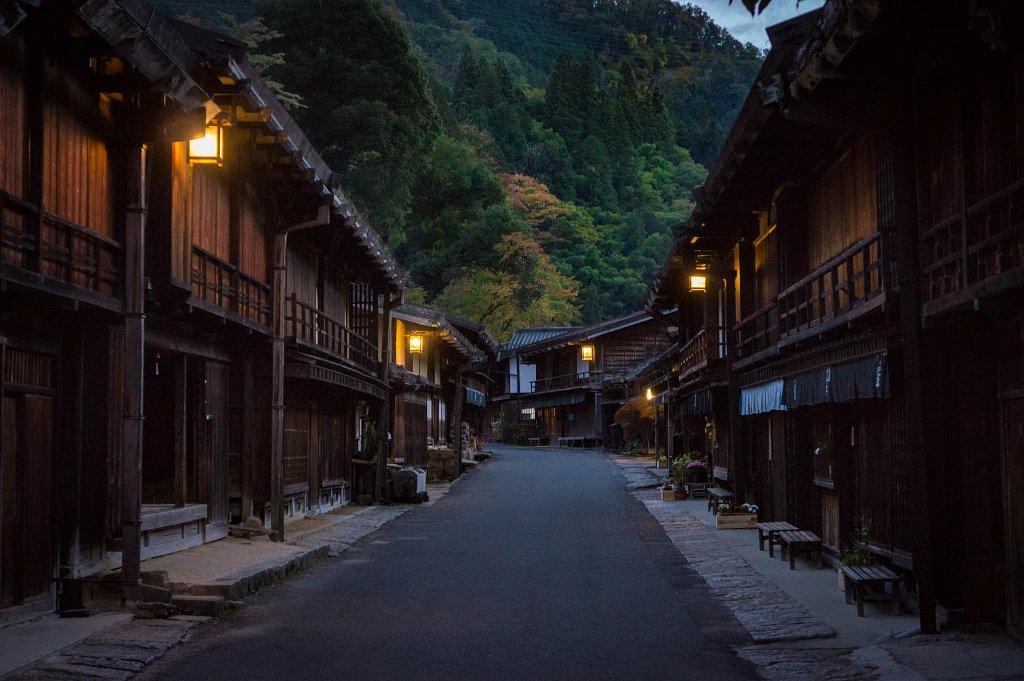 Nakasendo , Tsumago