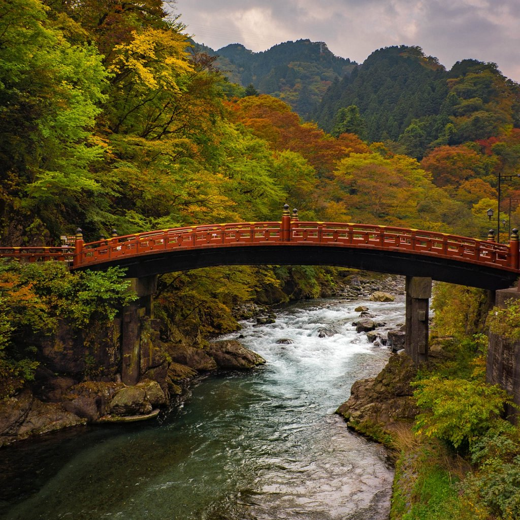 Shinkyo Bridge